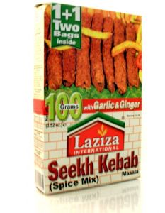 LAZIZA SEEKH KEBAB MIX | Laziza Seekh Kebab Spice Mix & more!
